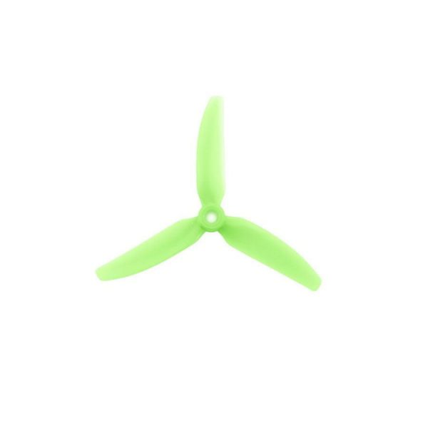 HQ Prop 5X4.3X3V1S zöld propeller