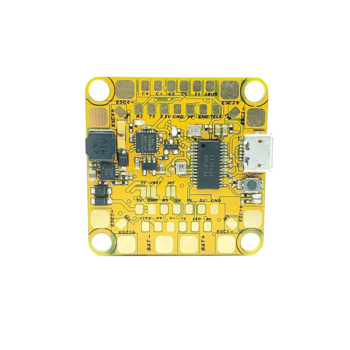 Pyrodrone F4 PDB FC (VTX PIT mód)