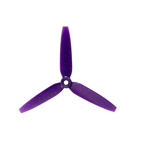 Gemfan 513D Zurple 3D propeller