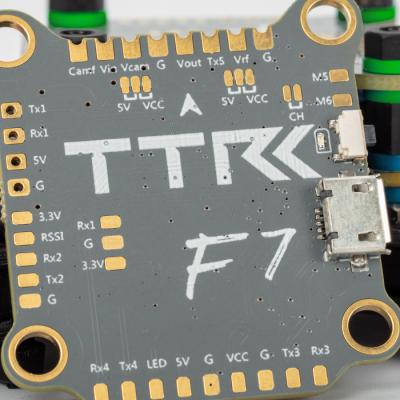 TransTEC F7 FC (VTX PIT mód)