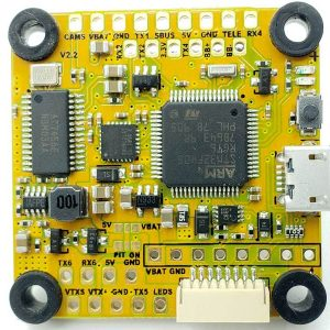 HYPERLITE F4 OSD V2 (VTX PIT mód)