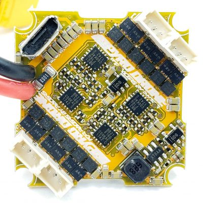 PYRODRONE MICRO F4 AIO Repülés vezérlő (2-4S)
