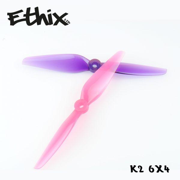 HQ Ethix K2 6x4 propeller