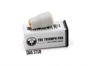 TBS Triumph Pro Stubby SMA LHCP Antenna