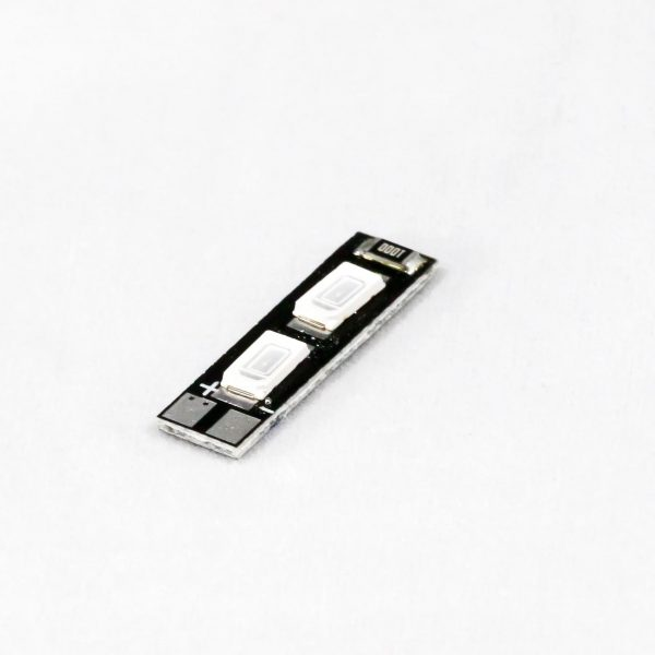 TinysLeds 2-3s Micro LED (Piros)