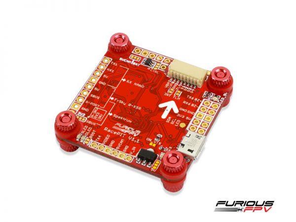 FuriousFPV - RACEPIT OSD FC (VTX PIT mód)