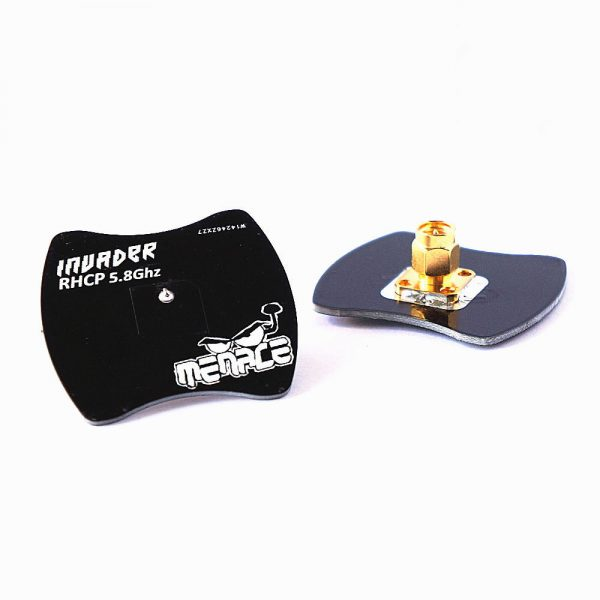 MenaceRC Invader 5.8ghz patch antenna (SMA, RHCP)