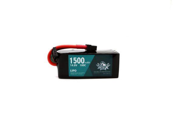 Acehe Ace-X 1500mah 4s 14.8v 100-200c Lipo