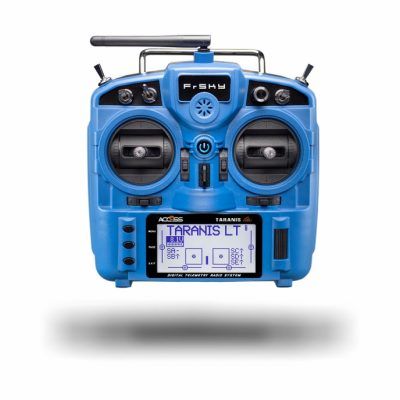 FrSky Taranis X9 Lite Kék (Mode 2) + Ajándék SD kártya