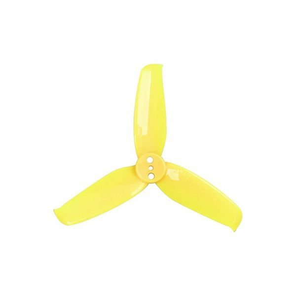 Gemfan Flash 2540 Sárga Propeller