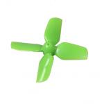 HQ Whoop Prop 1.2X1.2X4 Zöld 0.8mm tengelyre