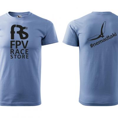 FPV Race Store Poló #nemadtaki (előrendelés)
