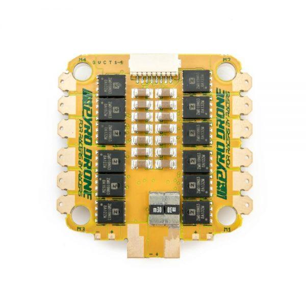 PYRO32F3 45amp 4in1 F3 BLheli32 ESC 4X45A 6S