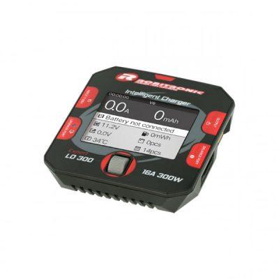Robitronic Expert LD 300 LiPo töltő 1-6s 16A 300W DC