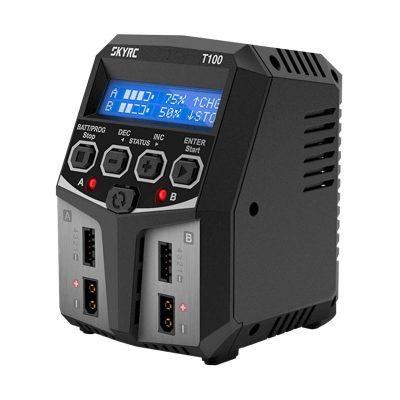 SkyRC T100 AC DUO töltő 2-4s 5A