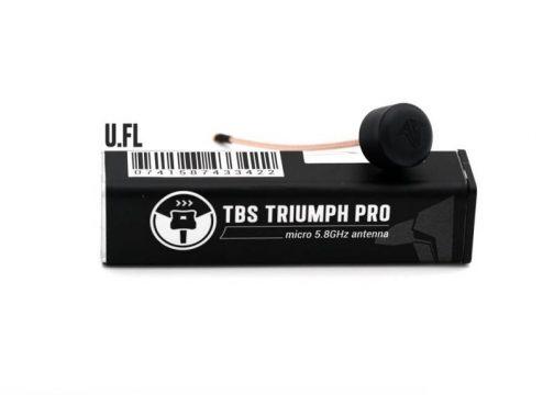 TBS Triumph Pro (U.FL) RHCP Antenna